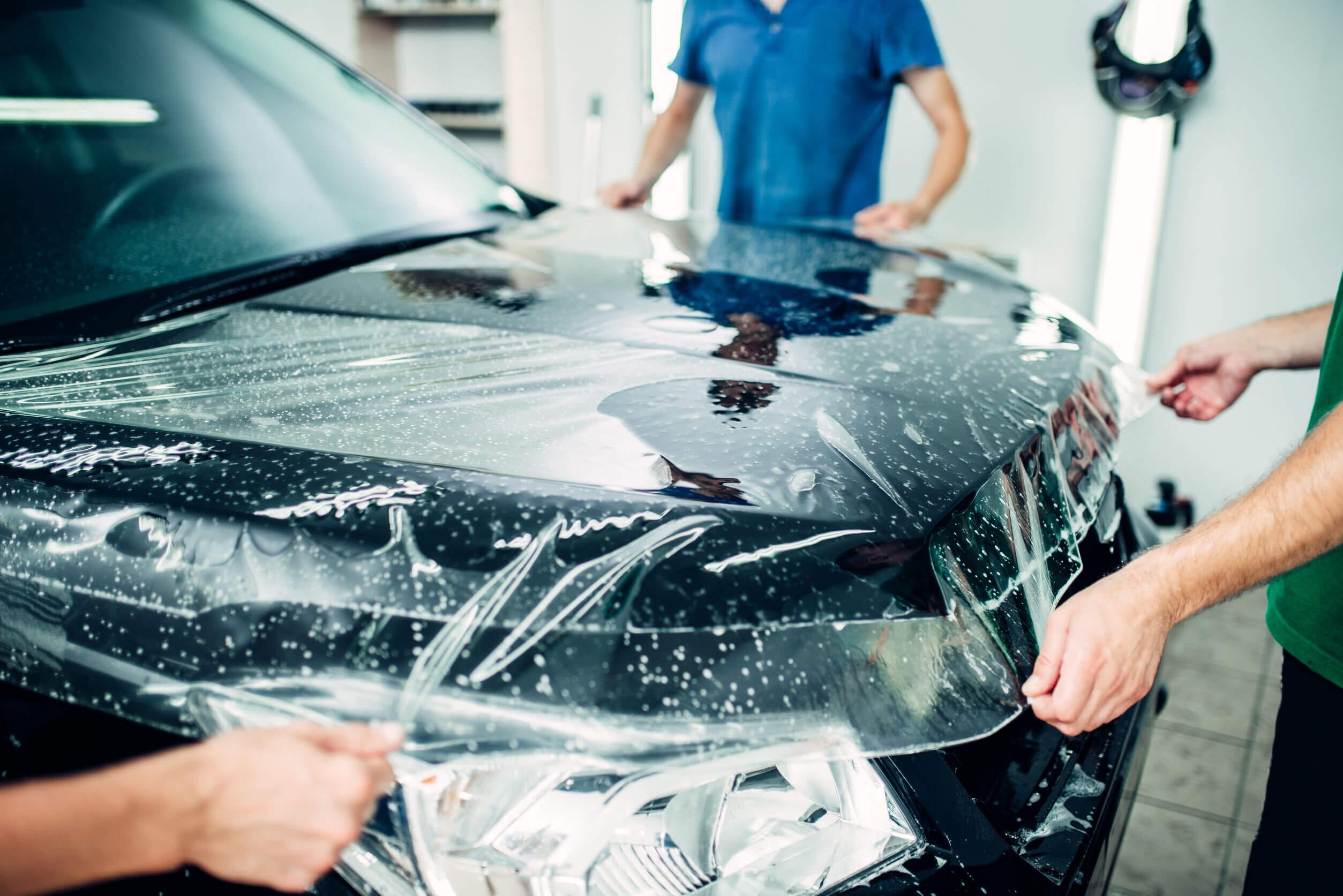 Autódekoráció és fóliázás a hibátlan fényezés érdekében