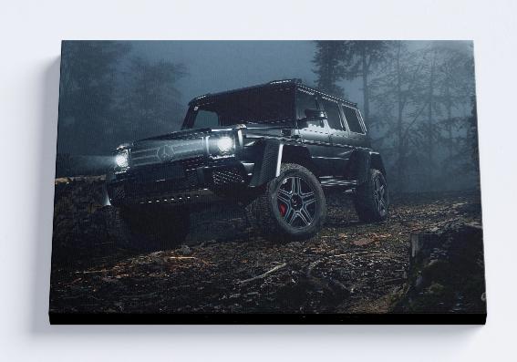 Mercedes Benz G500 4x42