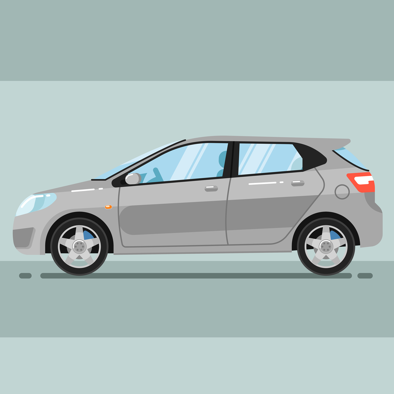 SKYFOL CarbonX Autóüveg Fóliázás - közepes autó