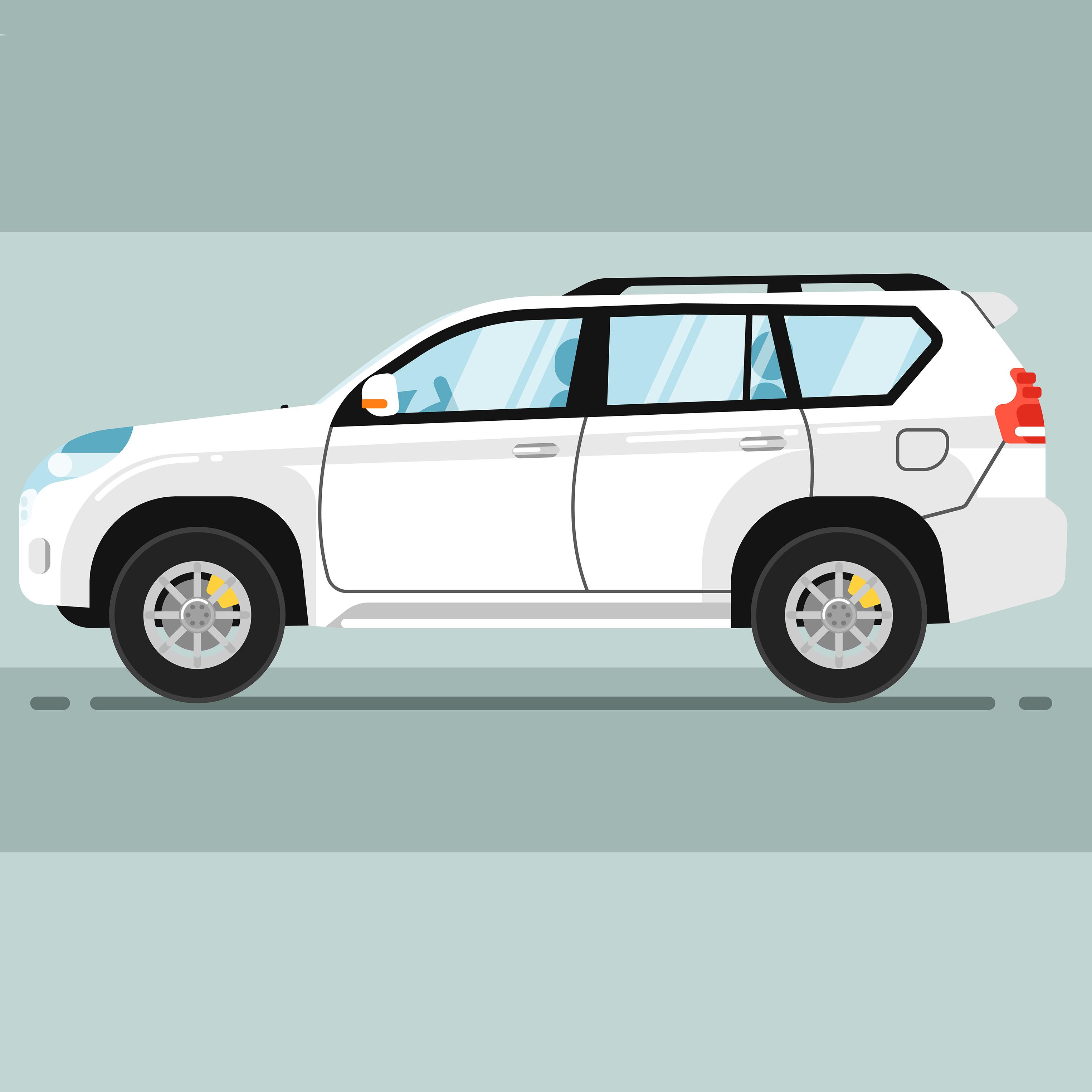 SKYFOL Autóüveg Fóliázás - nagy SUV